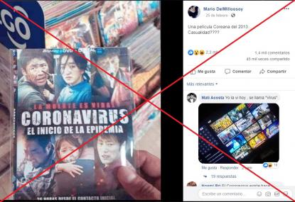 La Película Fue Llamada Virus Para El Mercado Hispano Y No Trata Del Nuevo Coronavirus Factual